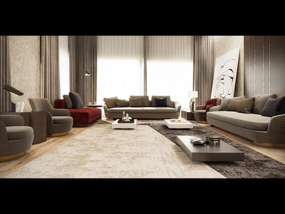 Apartment K4 vray interior design coronarender 3d max renderer max exterior visualization rendering interior free design corona cgi apartment 3d