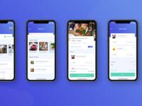 E-Canteen App Concept