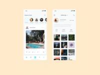 Instagram Photo Sharing Exploration