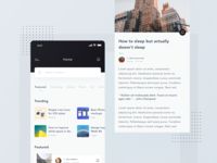Medium App Exploration