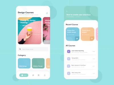 Design Course App