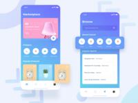 Keeper - Marketplace App