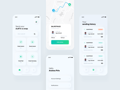 Delivery App - Skeuomorph delivery delivery app neumorphism skeuomorphic skeuomorph user experience user interface mobileapp design ux ui