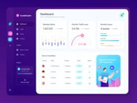 Nyerver - Server Monitoring Dashboard