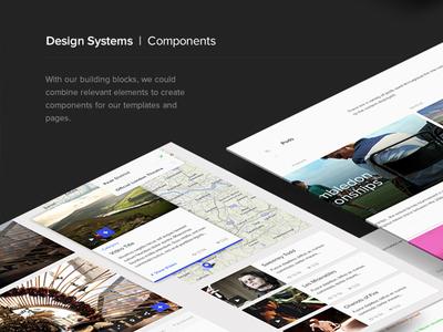 Visit Britain Design Guideline; Layers
