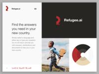 Refugee.ai // Brand
