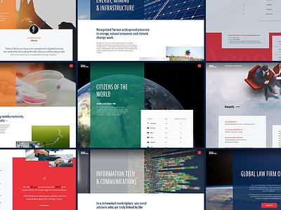 bakermckenzie.com navigation website presentation layout ui report
