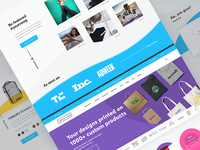 Swag.com NEW Homepage
