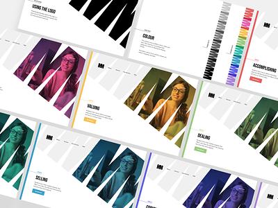 Brand Concept — Client Refusal to Pay! branding logo identity design website brand