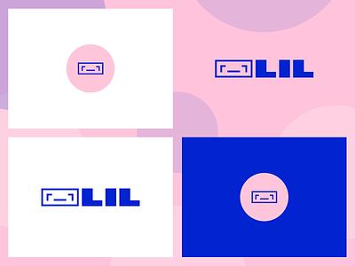 Studio Lil Brand icons illustration typography logo identity brand