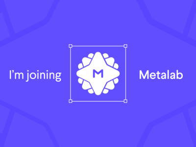 I'm joining Metalab