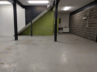 Grow The Greenhouse green leaf renovate project entrepreneur space coworking