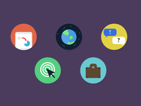 WIP Icons