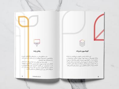 Catalogue Design catalog design catalog flat illustration graphic  design illustration graphic design