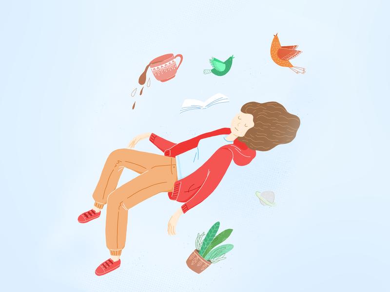 2018.11 Notitle digitalpainting digital art flat flat illustration graphic  design illustration design