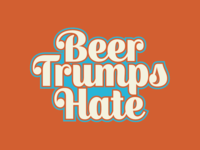 Beer Trumps Hate Logo