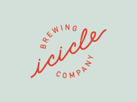 Unused Icicle Brewing Co. Logo