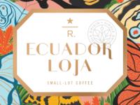 Starbucks Reserve Ecuador Loja Type Detail