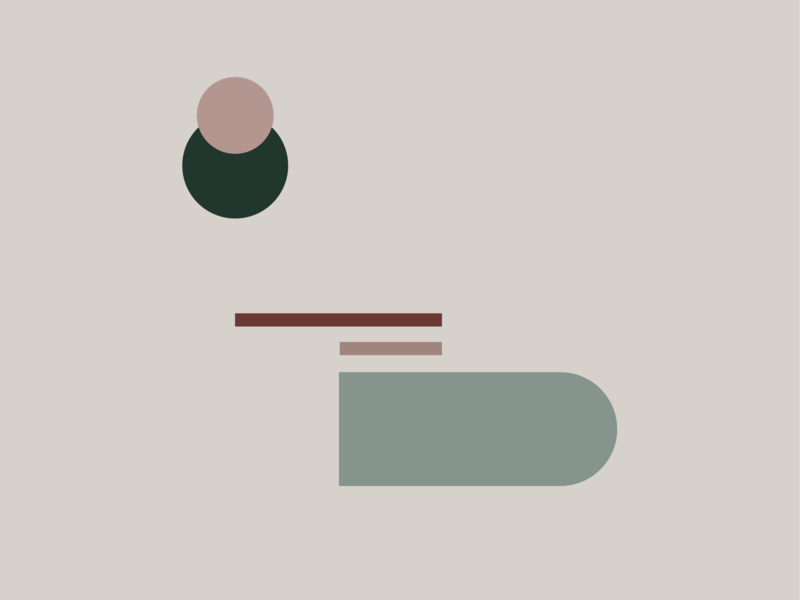 Line & Shape 02 abstract design graphic design color design vector logo illustration