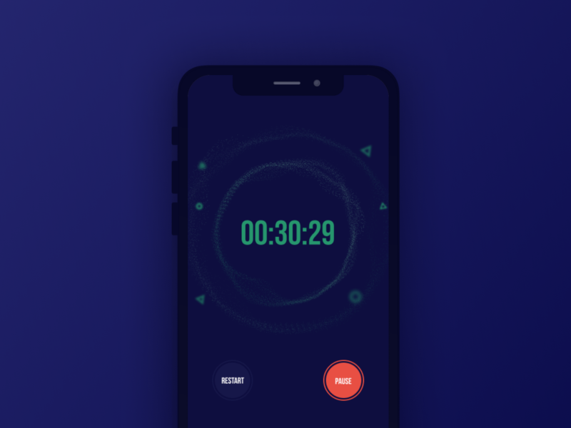 Daily UI 012 - Countdown Timer layouts design daily design layout design simple design dailyui daily 100 challenge clean ui deisgn