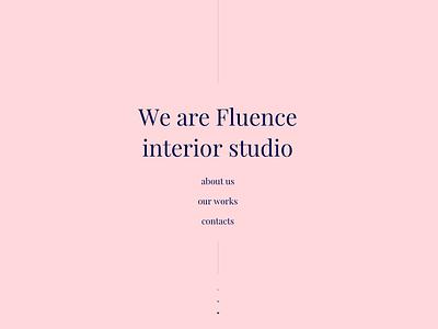 Fluence iPad eleken studio interior gif ipad ios animation menu ux ui