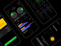 Alacrity Mobile UI