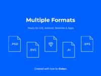 06 multiple formats