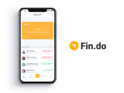 Findo | Card to Card Transfers
