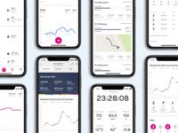 Pomocup iOS App