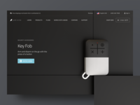 Abode – Product Page – Keyfob