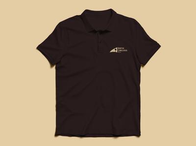 Hortus Conclusus - Concept Brand Identity - Polo Shirt Design