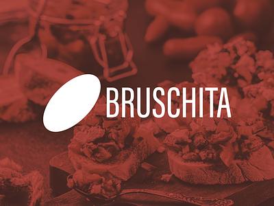 Bruschita - Concept Brand Identity concept design corporate identity brand design brand identity adobe photoshop bruschetta red italian food italy italian food graphic graphicdesign logodesign logo adobe illustrator adobe
