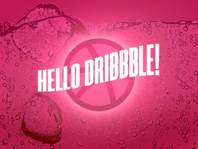 A Fresh Welcome - Hello Dribbble!