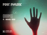 "Post Malone - ""Goodbyes"" - Alternative Cover / Artwork"