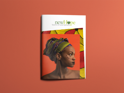 New Hope - Brochure Design