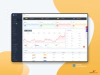 Crypto Admin : Elite Able Admin Dashboard