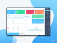 Rtl Dash Able Dashboards