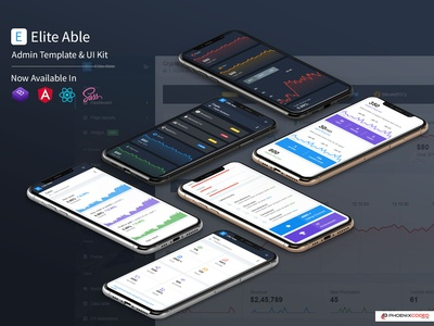 Elite Able Admin Template