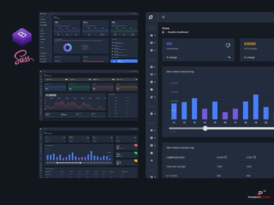 Flex Able Admin Template