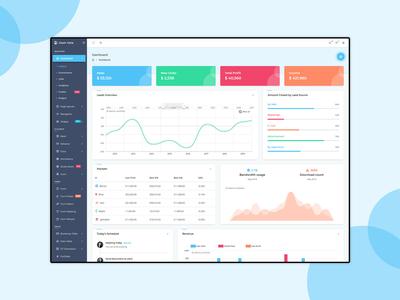 Dash Able Bootstrap Admin Template