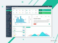 Flat Able Bootstrap Admin Template