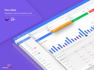 Flex Able - Bootstrap 4 Admin Template & UI Kit