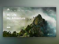 Landing Screen