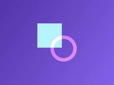 ◻️⚪️Purple branding purple