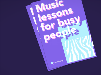 🕹 print flyer