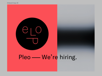 ☻ Pleo – We're hiring. elop hiring jobs
