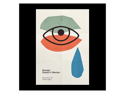 designdoesntmatter 052 ddm print poster