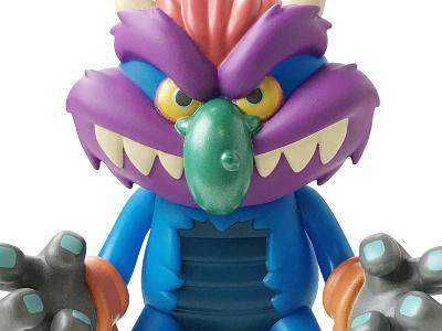 My Pet Monster Designer Vinyl Figure character design urban vinyl designer toy