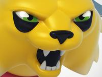 School Mascot Vinyl Figure - Go Team!
