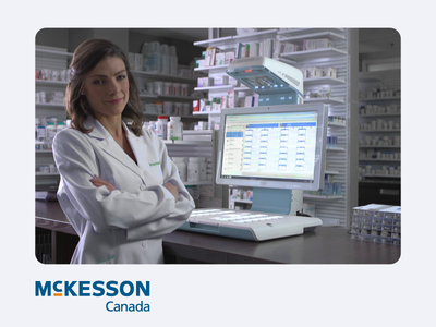 Mckesson - Pharma Animation